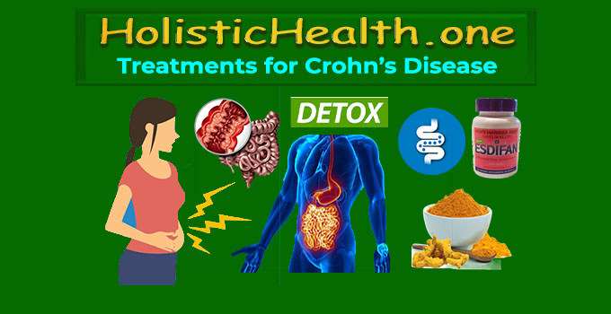 natural treatments for crohns disease