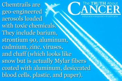 chemtrail chemicals
