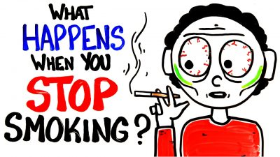 what happens when you stop smoking
