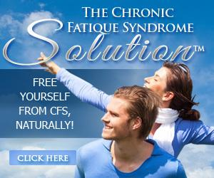 treat chronic fatigue naturally